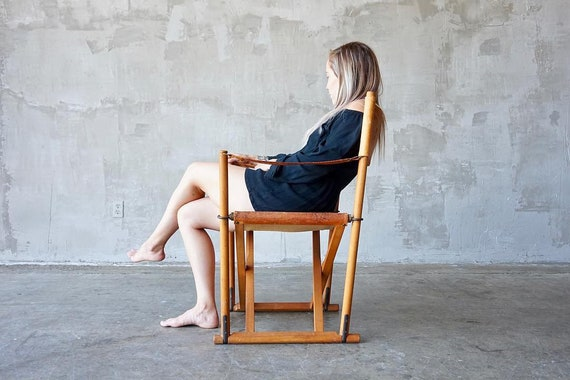 Mogens Koch 'MK-16' Leather Chair