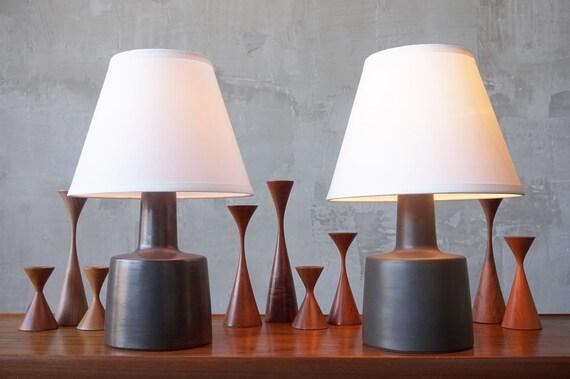 Martz Ceramic Table Lamps