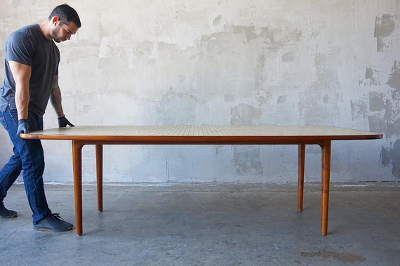 Monumental Martz Dining or Conference Table