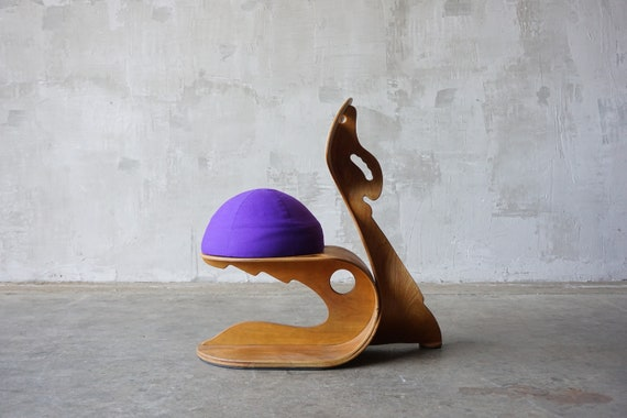 Eugene Tsui Plywood Chair