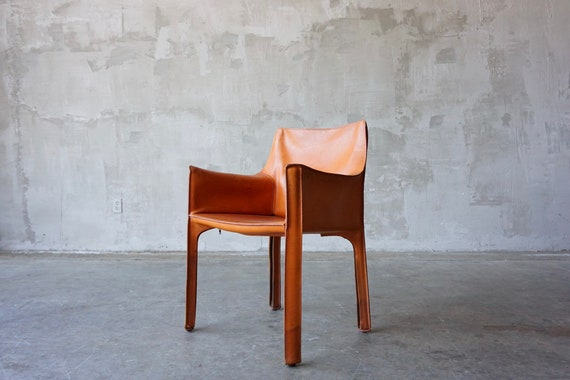 Mario Bellini 'Cab' Chair