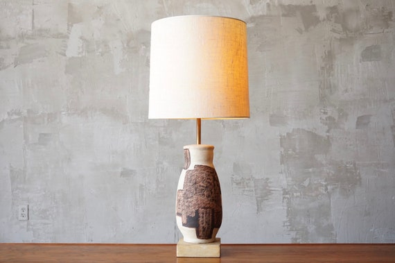 Marianna Von Allesch Ceramic Table Lamp
