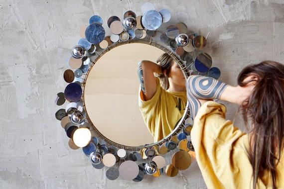 Curris Jere 'Raindrops' Mirror