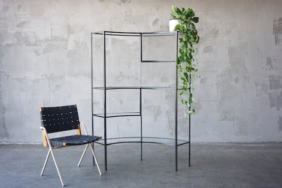 Frederick Weinberg Curved Etagere