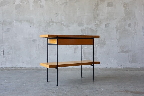 Don Knorr Vista Of California Console Table