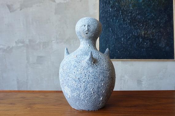 Stan Bitters 'Haniwa' Sculpture.