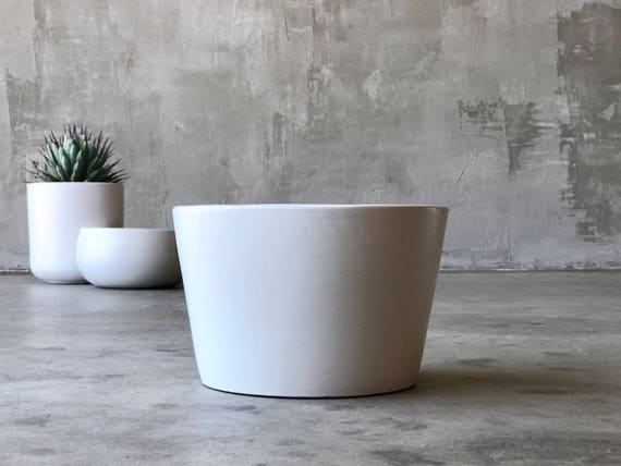Architectural Pottery 'SB-12' Planter.