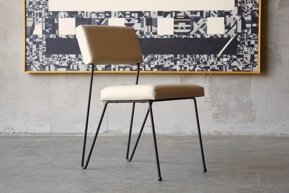 Made-to-Order Modernist Chairs.