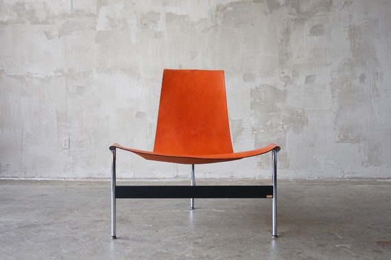 Laverne International Leather Lounge Chair