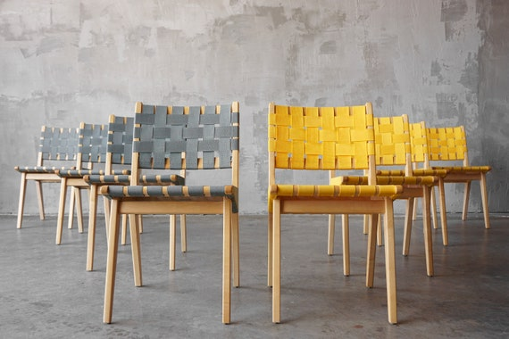 Jens Risom for Knoll Chairs
