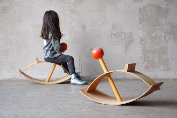 Pair of Creative Playthings 'Rocking Horses'