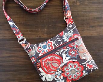 Crossbody Purse PDF Pattern,pdf pattern,bag pattern pdf,bag pattern,Crossbody pattern,patterns,purse patterns,Crossbody,hipster purse pdf