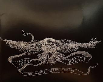 STONE BREATH - The Night Birds Psalm - acid - psych ward folk - CD