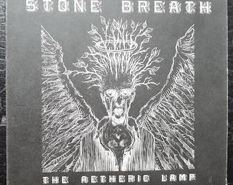 STONE BREATH - 'The Aetheric Lamp' - CD - folk - psych - acid