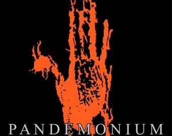 WILDNISGEIST : PANDEMONIUM CD dark ritual ambient paranormal Hellier drone