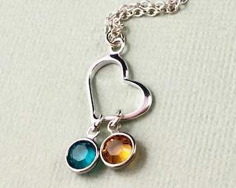 GiftJewelryShop Wildlife Dutch Rabbit Light Amethyst Crystal June Birthstone I Love You Heart Care Bear Charm Bracelets