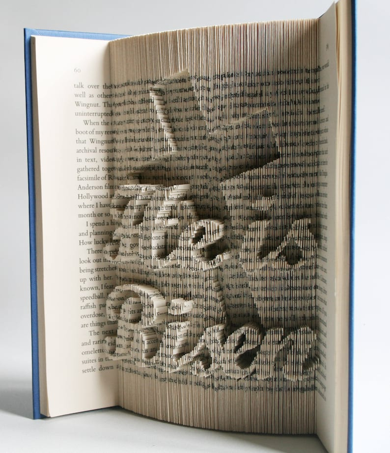 Easter Book Folding Pattern He Is Risen: Book Folding image 0