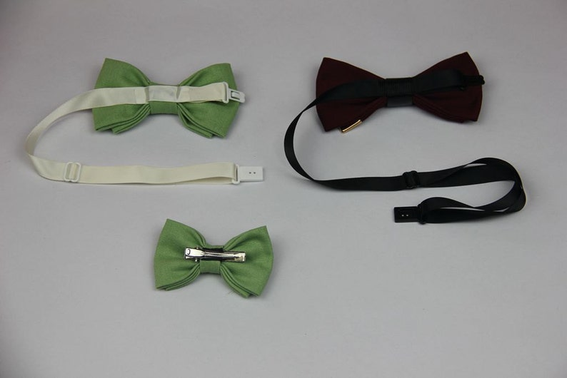 Red printed bow ties,BOWTIE SUSPENDER SET,Mid graygrey suspenders,infant bowties,toddler bowtie,boy bowtie,men bowties,wedding bowtie