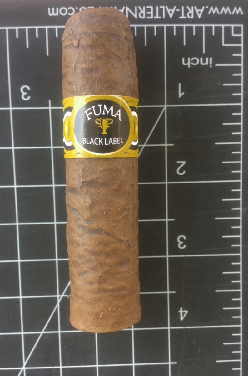Gordo Ceramic Cigar Pipe 3.75 image 0