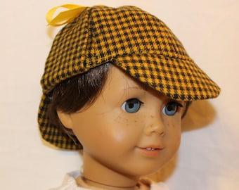 0b9730f3038 Deerstalker Hat Pattern for 18