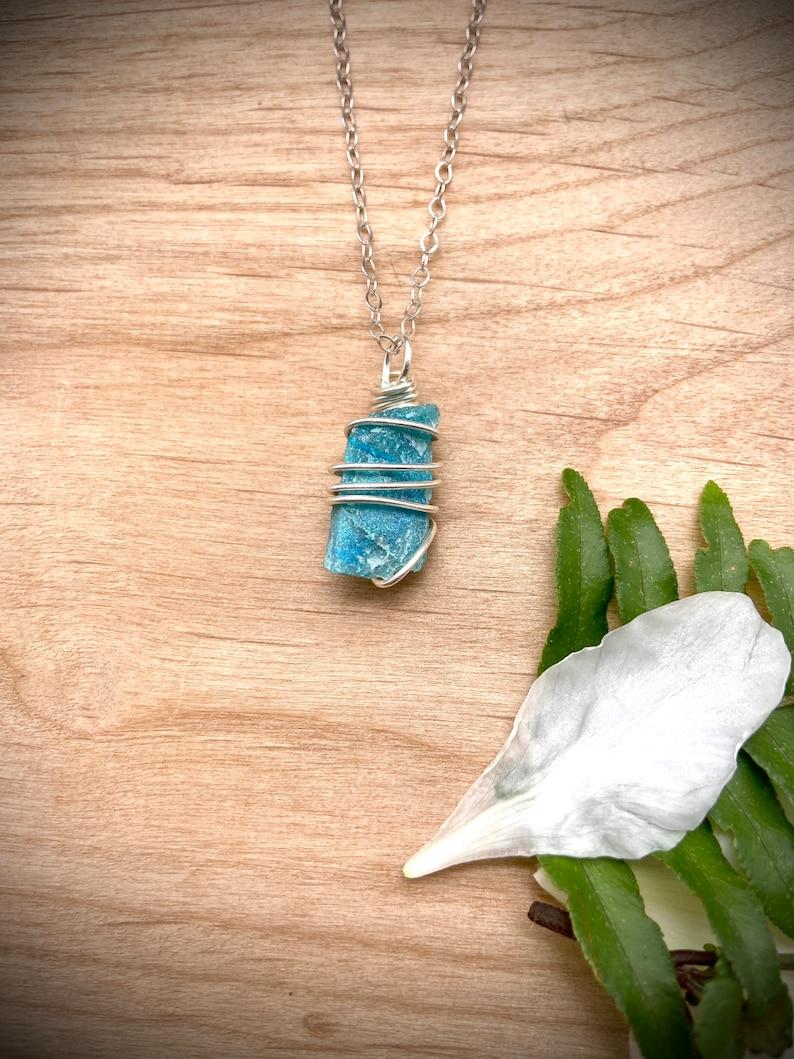 Chrysocolla Jewelry Chrysocolla Necklace Chrysocolla /& Malachite in Smoky Quartz Boho Chrysocolla Pendant Chrysocolla Crystal