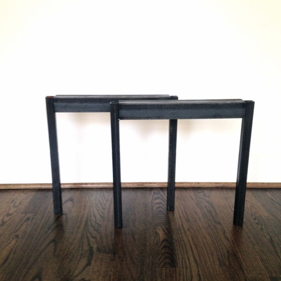 Metal Coffee Table Legs Steel Table Leg Set Multiple