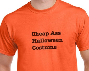 Cheap ass halloween costume — 10