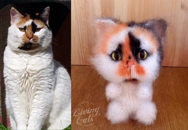 Custom Plushie Pet Portrait Cat Birthday Gifts