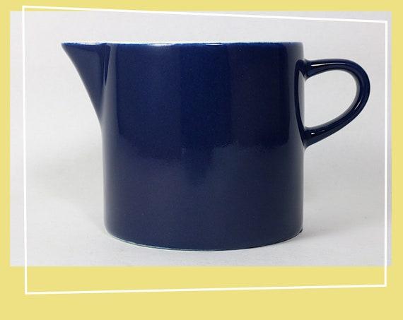 Milchkännchen Gelb Plaste NEU DDR Sahnekännchen