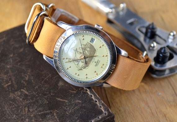Men's Vintage Watch | Vintage Watch | Poljot Watch