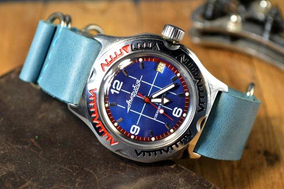 Men's Vintage Watch | Vostok Watch | Soviet Watch