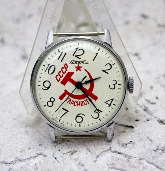 Raketa watch | Rocket watch | Mens Wrist Watch | O