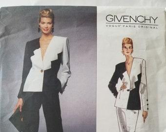 Vogue 1082 Ladies Jacket, Skirt and Pants Size 6-8-10 UNCUT