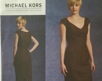 Vogue 1117 Ladies Dress Pattern Size 4-6-8-10 UNCUT