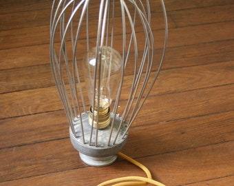 Bakery whisk lamp industrial