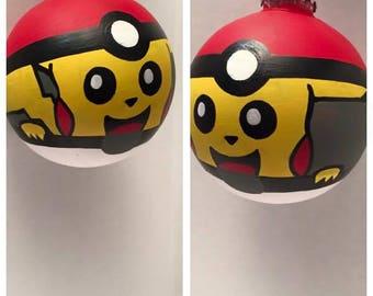 Pokemon Christmas Ornaments