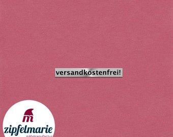 C. Pauli Organic Jersey made of 100% cotton   Rapture Rose - Pink   Zipfelmarie