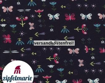C. Pauli Organic Jersey kbA   Butterflies   Zipfelmarie