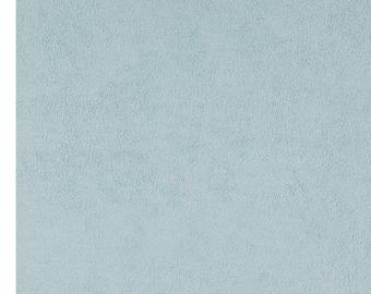 Web terry cloth | 100% organic cotton | Cloud blue - light blue | Zipfelmarie