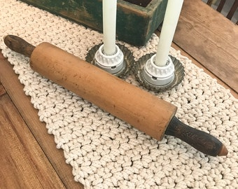 Vintage Farmhouse Rolling Pin