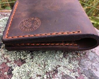 Leathet Billfold Wallet