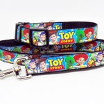 Toy Story Collar and Lead Set