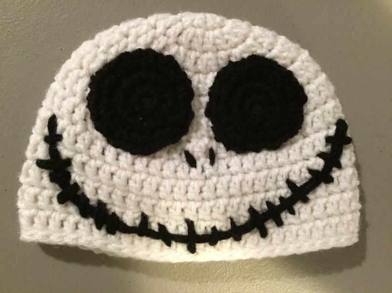 e5fa4d07edf1b Jack skellington kids beanie nightmare before christmas