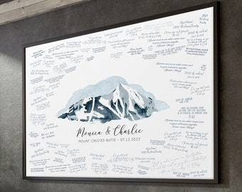 Map Guestbooks