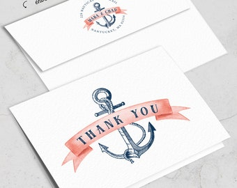 Thank You Cards + Signs
