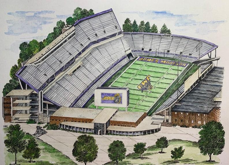 James Madison University Stadium