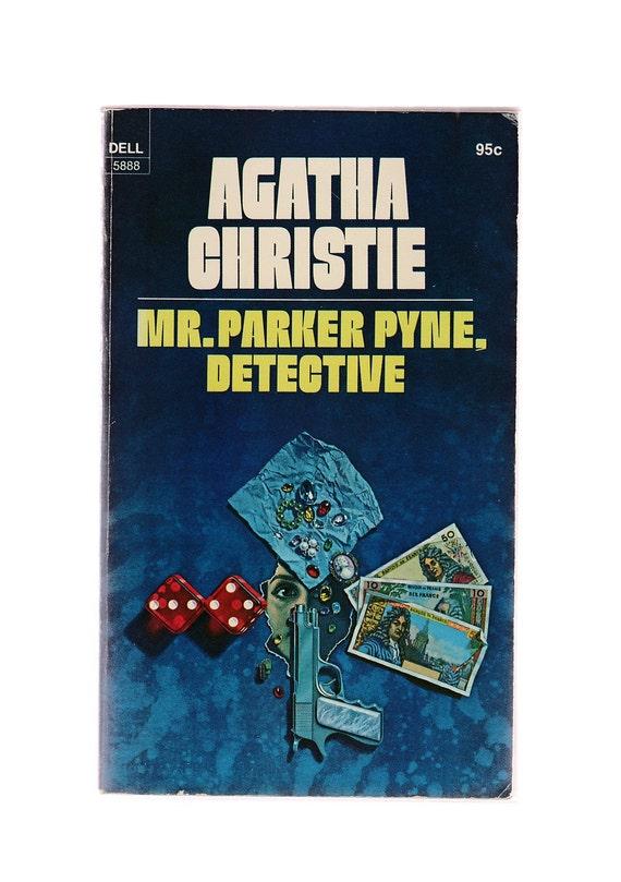 Agatha Christie Choice Books Mr Parker Pyne Detective Death Etsy