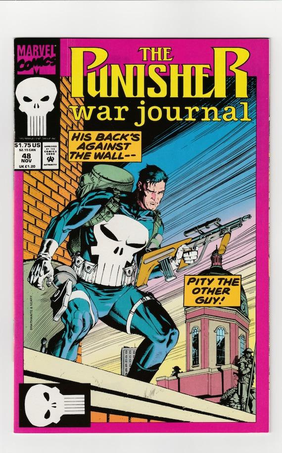 PUNISHER #83 VERY FINE// NEAR MINT 1993 MARVEL COMICS