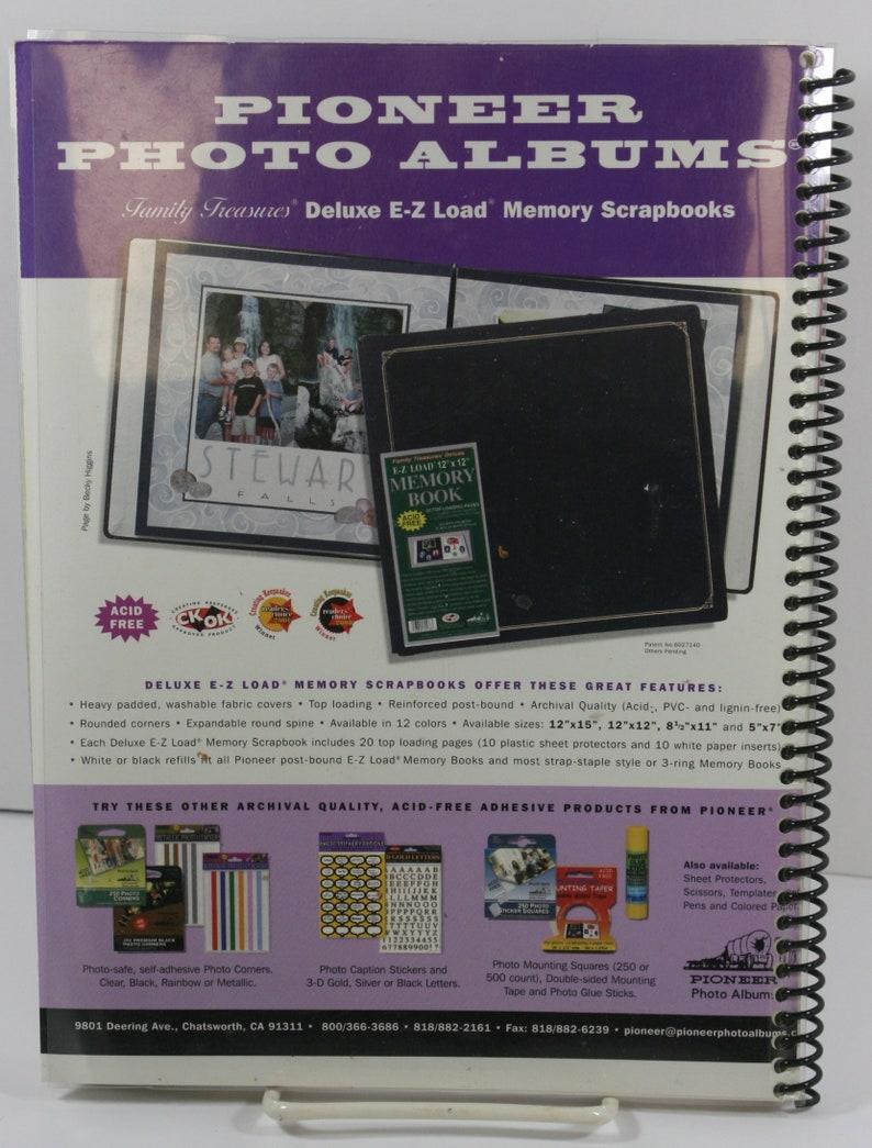 Scrapbooking Secrets Idea Book by Becky Higgins Photo Keepsake Paper Crafts 2001 Edition