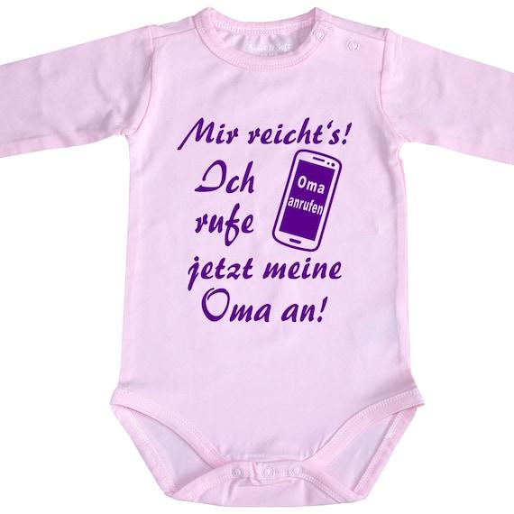 Jacky Baby Body Babybody Engel sind Papa Mama Oma Opa Onkel Tante Strampler